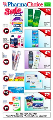Pharmacy & Beauty offers in the PharmaChoice catalogue in London