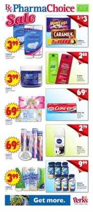 PharmaChoice deals in the Calgary flyer