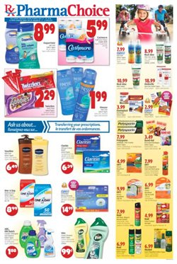 Pharmacy & Beauty offers in the PharmaChoice catalogue in Sarnia