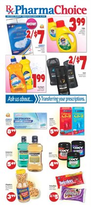 Pharmacy & Beauty offers in the PharmaChoice catalogue in Sudbury