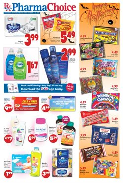 Pharmacy & Beauty offers in the PharmaChoice catalogue in Vernon