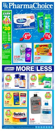 Pharmacy & Beauty offers in the PharmaChoice catalogue in Chilliwack