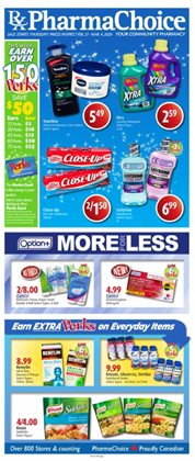 Pharmacy & Beauty offers in the PharmaChoice catalogue in Vancouver ( 2 days ago )