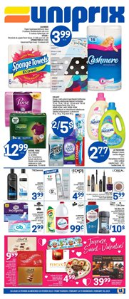 Grocery offers in the Uniprix catalogue in Rouyn-Noranda
