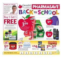 Pharmasave deals in the Toronto flyer