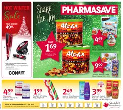 Pharmasave deals in the Vancouver flyer