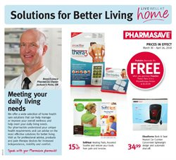 Pharmacy & Beauty offers in the Pharmasave catalogue in Sudbury