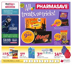 Pharmacy & Beauty offers in the Pharmasave catalogue in Vernon