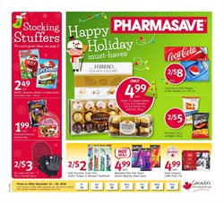 Pharmacy & Beauty offers in the Pharmasave catalogue in Regina