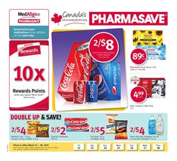 Pharmacy & Beauty offers in the Pharmasave catalogue in Parksville