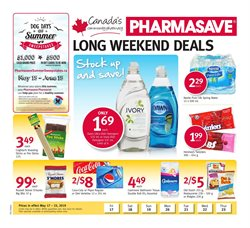 Pharmacy & Beauty offers in the Pharmasave catalogue in Prince George