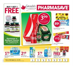 Pharmacy & Beauty offers in the Pharmasave catalogue in Buckingham