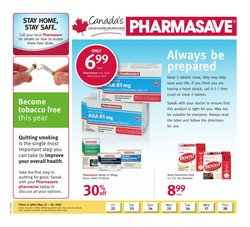 Pharmasave catalogue ( Expires today )
