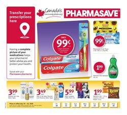 Pharmasave catalogue ( Published today )