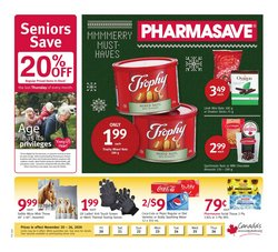 Pharmacy & Beauty offers in the Pharmasave catalogue in Toronto ( Expires today )