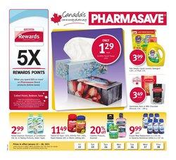 Pharmasave catalogue ( 3 days left )