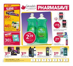 Pharmacy & Beauty offers in the Pharmasave catalogue in Toronto ( 1 day ago )
