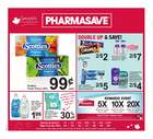 Pharmasave catalogue ( 2 days left )