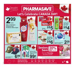 Pharmacy & Beauty deals in the Pharmasave catalogue ( Published today)
