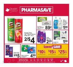 Pharmacy & Beauty deals in the Pharmasave catalogue ( 1 day ago)