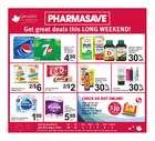 Pharmasave catalogue ( Expires today )