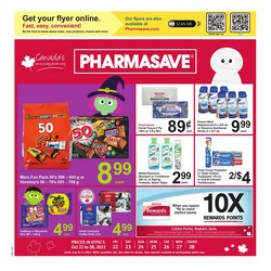 Pharmacy & Beauty deals in the Pharmasave catalogue ( 3 days left)