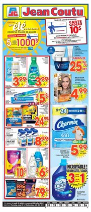 Pharmacy & Beauty offers in the Jean Coutu catalogue in Gatineau