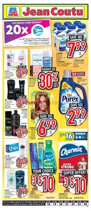 Pharmacy & Beauty offers in the Jean Coutu catalogue in Ottawa