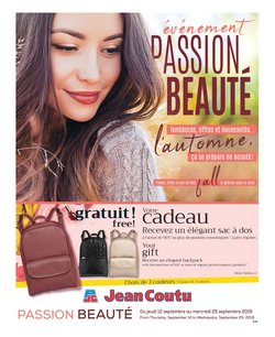 Pharmacy & Beauty offers in the Jean Coutu catalogue in Granby