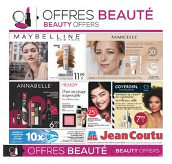 Pharmacy & Beauty offers in the Jean Coutu catalogue in Drummondville