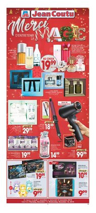 Jean Coutu deals in the Saint-Hyacinthe flyer