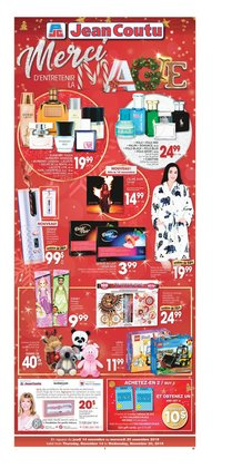 Pharmacy & Beauty offers in the Jean Coutu catalogue in Saint-Hyacinthe