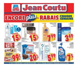 Pharmacy & Beauty offers in the Jean Coutu catalogue in Granby ( 3 days left )