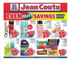 Pharmacy & Beauty offers in the Jean Coutu catalogue in Saint John ( 2 days ago )