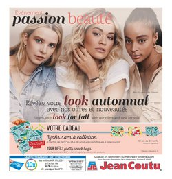 Pharmacy & Beauty offers in the Jean Coutu catalogue in Montreal ( 1 day ago )