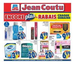 Jean Coutu catalogue ( 2 days left )