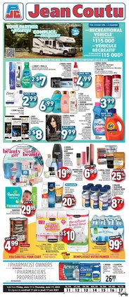 Jean Coutu deals in the Jean Coutu catalogue ( Expired)