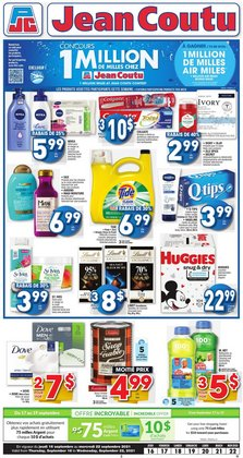 Pharmacy & Beauty deals in the Jean Coutu catalogue ( 3 days left)