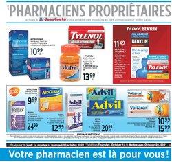 Jean Coutu deals in the Jean Coutu catalogue ( 2 days left)