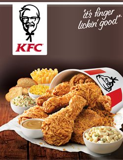 Restaurants offers in the KFC catalogue in Montreal