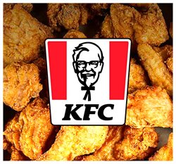 KFC catalogue ( Expired )