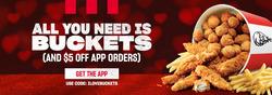 KFC coupon ( Expires today )