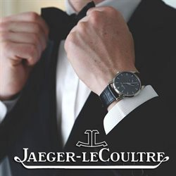 Jaeger LeCoultre deals in the Toronto flyer