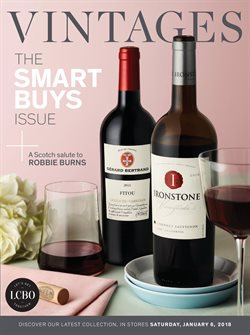 LCBO deals in the London flyer