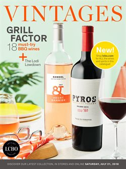 Grocery offers in the LCBO catalogue in Bolton
