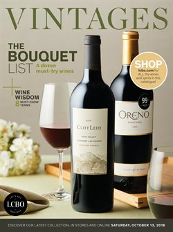 Grocery offers in the LCBO catalogue in Sudbury