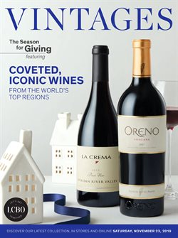 LCBO deals in the Midland flyer