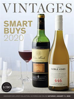 LCBO deals in the Hamilton flyer