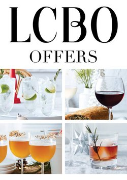 LCBO catalogue ( Published today)