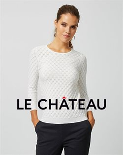 Le Château deals in the Toronto flyer